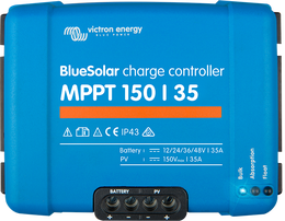 BlueSolar MPPT 150/35 až do 150/70