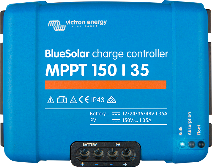 BlueSolar MPPT 150/35 až do 250/100